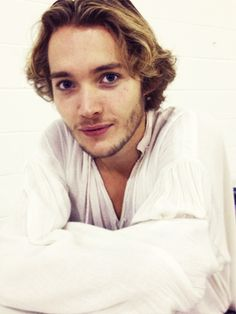 Newest tv crush Toby Regbo from Reign!!