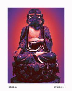 Meditation // DEVOLVE art