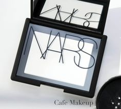 Nars Light Reflecting Pressed Setting Powder in Translucent Crystal – Café Makeup. KG note – this is amazing and well worth the money.