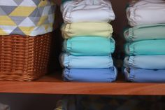 wee ones: cloth diapering for beginners | The Sleepy Time Gal