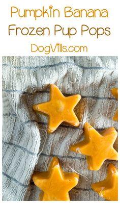 Pumpkin Dog Treats, Diy Dog Treats, Healthy Dog Treats, Puppy Treats, Dog Biscuit Recipes, Dog Treat Recipes, Dog Food Recipes, Homemade Dog Cookies, Homemade Dog Food