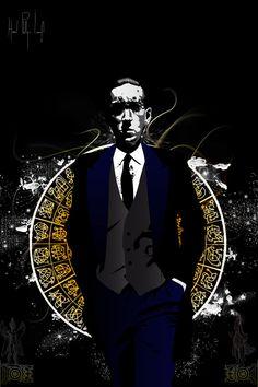 Howard Philips Lovecraft 2.0by artwarriors
