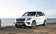 2013 Mercedes Benz ML 350 CDI BlueTec - I will be driving this by my birthday next year!!! Thanks Arbonne. :)