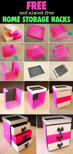 Free Home Organization Storage Solutions – Cheap Ways To Organize Your Home On a Budget – Decluttering Your Life – diy bathroom decor dollar stores Home Organization Services, Small Space Organization, Home Organization Hacks, Organizing Your Home, Organization Ideas, Getting Organized At Home, Dollar Tree Organization, Dollar Store Crafts, Dollar Stores