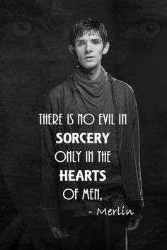 Merlin. Tho I feel like someone else said this before Merlin