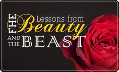 This week, use Beauty and the Beast to teach your family about individual worth and refraining from judgment.