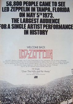 ☮ American Hippie Classic Rock Music   Led Zeppelin . . . History