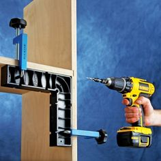 Rockler Universal Fence Clamp Kit: (2) Universal Fence Clamps and ...