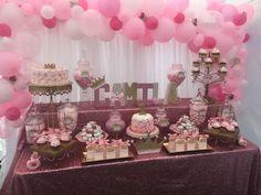Princess Camila's 1st Birthday   CatchMyParty.com