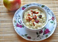 w mojej kuchni: Poranne zdrowe śniadanie-zupa