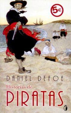 Historias de Piratas de Daniel Defoe en pdf (Obra de dominio público - Descarga gratuita)