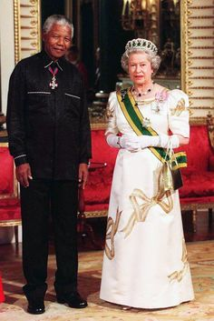 Pin for Later: The Queen's Regalia — What Does It All Mean? The Order of Good Hope