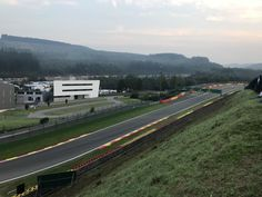 Good morning Spa!: formula1