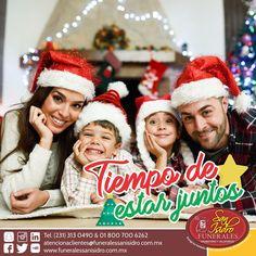 Comienza una de las mejores épocas del año, donde podrás pasar un tiempo agradable con tu familia. #Navidad