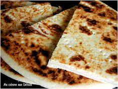 Recette kabyle : Galette kabyle arhlum | Ma cabane aux délices - Recettes de Cuisine algérienne, orientale et française