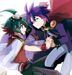 Yuya And Yuri