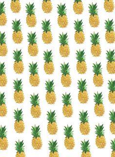 Spike tops #pineapple #print #yellow