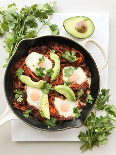 Mexican Shakshuka wi