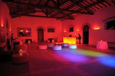 la sala per il ballo