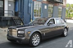 2014 Rolls-Royce Phantom Finished in Gunmetal with a Seashell and Black Interior for Sale in New York, New York Classified | AmericanListed.com