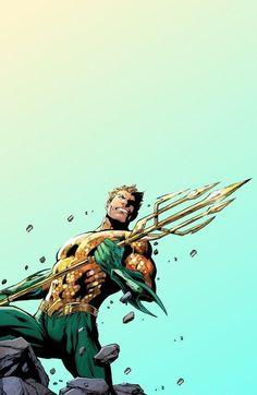 ¿Es Aquaman el más infantil e inútil? Mira esto