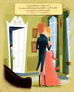 Longbourn - Bennet's house | Pride and Prejudice