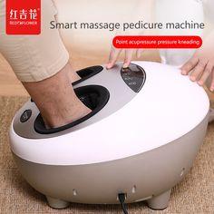 Eletrico Foot Massage Roller Machine Kneading Shiatsu Home Adulto Health Massager Massageador Feet Massagem Masajeador Masaje