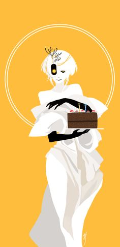 The Cake Dispensary Supervisor by xfreischutz.deviantart.com on @deviantART