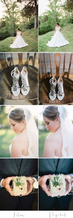 Wedding Photography - Film Versus Digital Photos  #FilmVersusDigital #WeddingPhotography