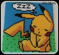 Pikachu beads de Monicreques en Etsy