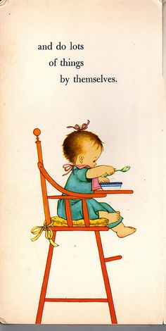 Gyo Fujikawa illustration. My daughters loved this book when they were babies and my grandsons did too.