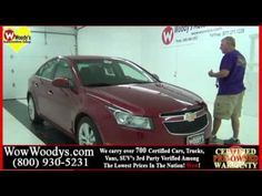 Vehicle Profile: Learn all about the 2011 Chevrolet Cruze video walk around @wowwoodys