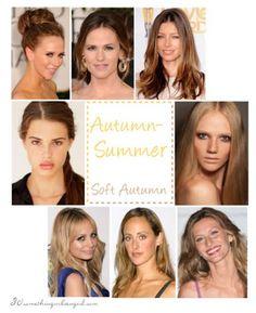 Are you an Autumn-Summer (Soft Autumn)?