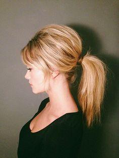 Brigitte Bardot Bee Hive Hairdew 1 Pamper Queen | Self Help Pamper Service Becky |Beckam