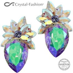 Crystal-Fashion Dance Sport Collection made with Swarovski Crystals
