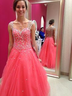 High Quality Prom Dress,Tulle Prom | burgundypromdress Princess Prom Dresses, Prom Dresses For Teens, Long Prom Gowns, Backless Prom Dresses, A Line Prom Dresses, Beautiful Prom Dresses, Quinceanera Dresses, Evening Dresses, Dresses Uk