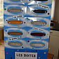 Boites à toucher Ice Cube Trays, Montessori, Carnival, Hand Type