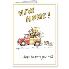 Congrats on your new home card new house card pinterest house funny congratulations on new home funny greeting card new home m4hsunfo