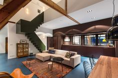 Floris Versterstraat is a private residence designed by Studio RUIM. It is located in Amsterdam, The Netherlands.