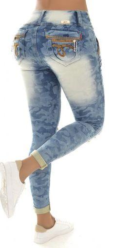 Jeans levanta cola LUJURIA 78642