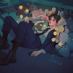 Jaehyun, Bts Art, Fanart Bts, Mark Nct, Art Sketchbook, Aesthetic Art, K Idols, Nct Dream, Nct 127