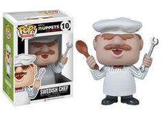 Pop! Disney: The Muppets - Swedish Chef | Funko