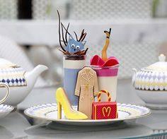 """Afternoon tea is a British institution. Here is our selection of London's best offerings with a modern twist – from edible art, to bottomless """"gin teas""""."""
