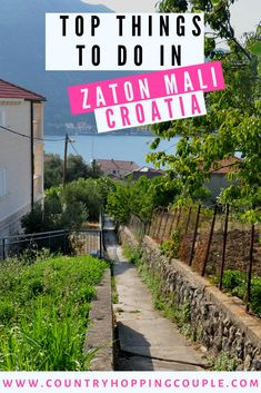 Zaton Mali is only stone's throw from Dubrovnik, and is a great choice to stay away from the buzz of the city. |Zaton Mali Dubrovnik | Dubrovnik Hidden Gems | Top Things To Do in Zaton Mali | Discover Zaton Mali Dubrovnik | Where to stay near Dubrovnik | Offbeat Dubrovnik | Hidden Gem Dubrovnik Zaton Mali | Sweden Travel, Austria Travel, Iceland Travel, Spain Travel, France Travel, Europe Travel Guide, Travel Guides, Travel Destinations, Azerbaijan Travel