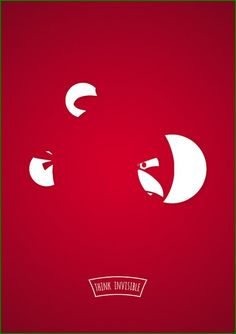 Think Invisible: Angry Birds by Adri Bodor and Mark Szulyovszky