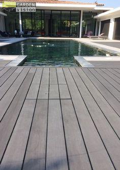 Esthec color Slate aangelegd door Garden Vision