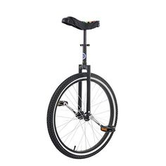 Club 24 Unicycle  Black ** Click image to review more details. (This is an affiliate link) #Bikes