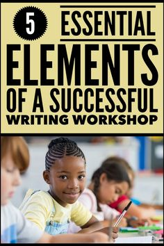 Read about my 5 essential elements of a successful and supportive writing workshop. I talk about what my must haves are to support all learners, what it looks like in my classroom and how you can incorporate these pieces into your own classroom. Reflect, encourage and support your young authors.