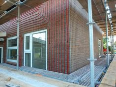 Grondwater vervangt isolatie in woningschil - Bouwwereld.nl Loft Design, House Design, Sustainable Energy, Radiant Heat, Built Environment, Heating Systems, Stairways, Solar, New Homes
