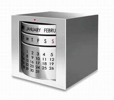 Corporate Gift Idea - stylish desk calender